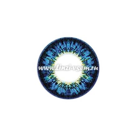 Цветные линзы EOS Sun Flower Blue mini