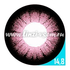 Цветные линзы EOS 204 Pink Фото 4